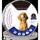 Collier naturel pour chien contre les puces et les tiques