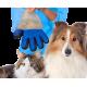 Gant de toilettage pour animaux